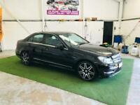 2013 Mercedes-Benz C Class 2.1 C220 CDI BlueEFFICIENCY AMG Sport Plus 7G-Tronic