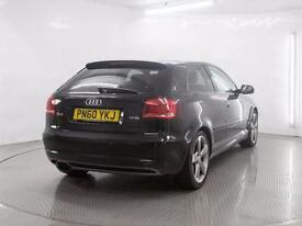 2010 AUDI A3 1.8 TFSI Black Edition 3dr