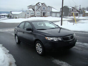 Well Maintained 2011 Kia Forte w/t Low Mileage. Retired Owner.