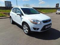 Ford Kuga 2.0TD ( 162ps ) 4X4 Powershift Titanium