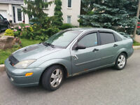 2003 Ford Focus ZTS Berline