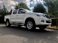 2013 Toyota Hilux Invincible DCab Pick Up 3.0 D 4D 4WD 171 Auto REVERSE CAMER...
