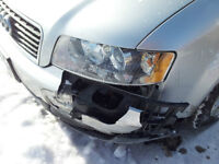 bumper repairs and paint at reasonable prices.