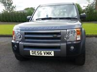 Land Rover Discovery 3 2.7TD V6 auto XS 7 seater grey 56 reg px welcome