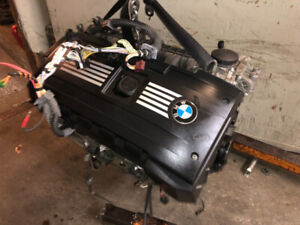 2007 2008 2009 2010 BMW N54 COMPLETE ENGINE TURBOS