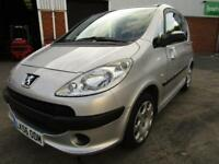 2006 Peugeot 1007 1.4 HDi LEFT HAND DRIVE LHD 3dr