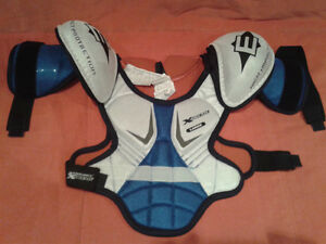 Shoulder pad for ice hockey - size Jr - L - like new