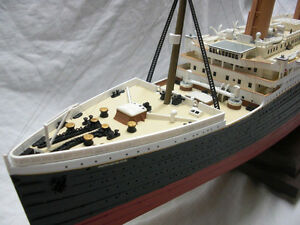 RMS TITANIC 1/348 Large Scale Model Kit by AA London Ontario image 2