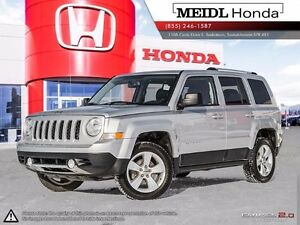 Jeep Patriot Limited AWD $128 Bi-Weekly PST Paid 2011