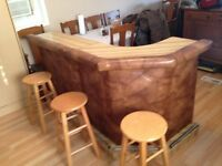 NICE BAR FOR YOUR REC ROOM,MAN CAVE,ECT..