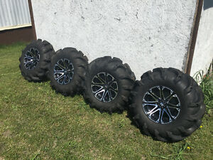 Mega Mayhem Tires for Sale- Reduced price
