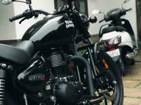 The All new Royal Enfield Meteor Stellar