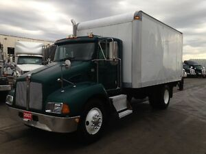 2008 International CF500 / 07 Kenworth , HYD Brakes Cambridge Kitchener Area image 3