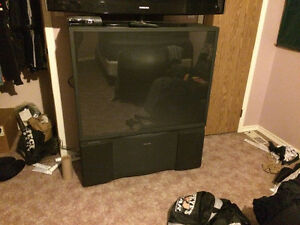 "50"" projection tv"