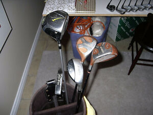 RIGHT HANDED GOLF CLUB SET Cambridge Kitchener Area image 2