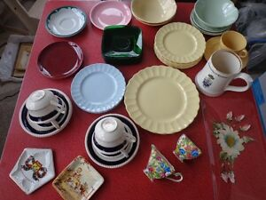 Vintage Morn-Glo, Johnson Brothers Dishware Peterborough Peterborough Area image 1