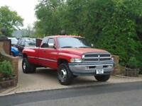 1995 Dodge Ram 3500 8.3 V10 Dually LHD King Cab