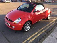 (Yarmouth car centre) ford ka sport convertible 1.6 2004