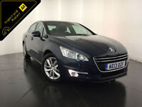 2013 PEUGEOT 508 ACTIVE HDI DIESEL 1 OWNER SERVICE HISTORY FINANCE PX WELCOME