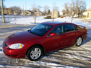 2013 CHEVROLET IMPALA LT  PRIVATE SALE NO GST! SAFETIED  90 000