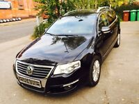 LHD vw passat slovakian registered 2009 2.0tdi