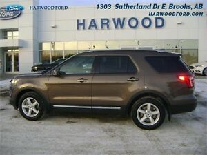 2016 Ford Explorer XLT   - AWD - 2.3L ECOBOOST - HEATED LEATHER