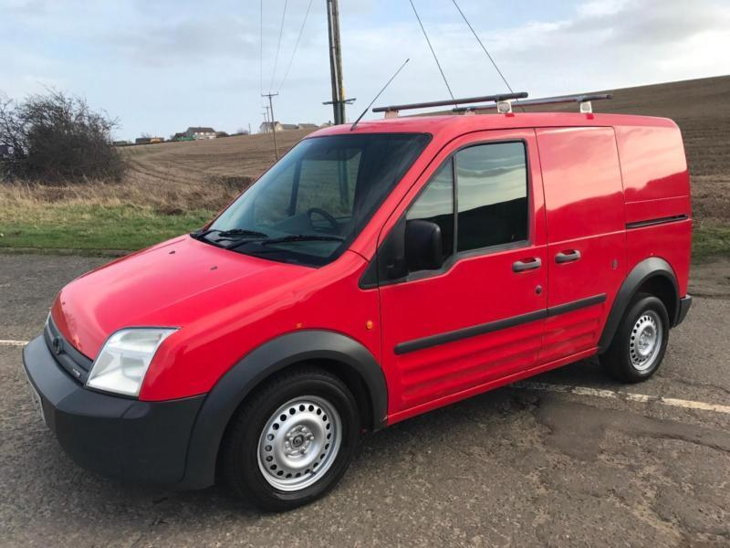 Ford Transit Connect 1 8tdci 2007 No Vat