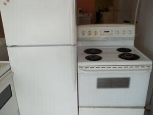 inglas fridge fridaire stove can delivery