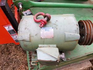 10hp compressor motor.