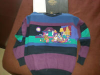 #76 of 1500 Limited Edition Looney Tune Collectors Mens sweater.