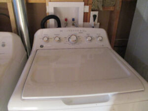 Washer and Dryer - GE Almost New