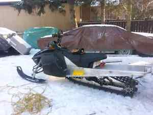 2006 summit 800 trade for dirtbike