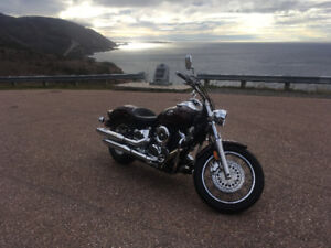 Motorcycle for Sale - 1100 Yamaha V-Star