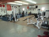 Fitness Centre...Complete Contents
