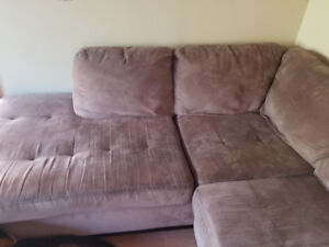 Used sectional 75$