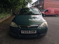 2004 Vauxhall Corsa 1.4 Automatic 5 Door Hatchback