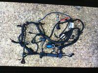 Vauxhall corsa d vxr engine wiring loom