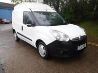 Vauxhall Combo 1.6CDTi 16v ( 105PS ) L1H2 ( s/s ) Combo 2000 HIGHROOF VAN