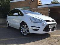 2011 11 FORD S-MAX 2.0 TITANIUM TDCI 5D FULLY COLOUR CODED ONLY 35K DIESEL