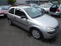 Vauxhall/Opel Corsa 1.0i 12v 2002MY Club