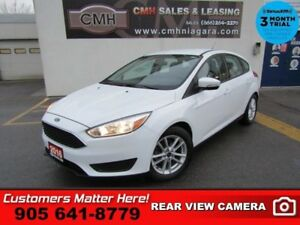2016 Ford Focus SE  CAMERA HEATED SEATS BLUETOOTH ALLOYS