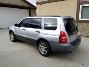 2003 Subaru Forester - Salvage Title