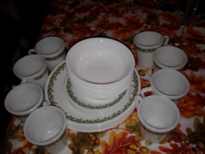 Corelle Dishes