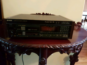 Vintage Hitachi DA-C70 Twin Magazine CD Changer