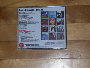 David Bowie Collection - 14 Albums - Rare Russian Import CD West Island Greater Montréal image 3