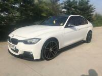 2015 65 BMW 3 SERIES 3.0 330D M SPORT M PERFORMANCE KIT AUTO 255 BHP DIESEL