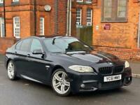 2011 BMW 5 Series 530d M Sport 4dr Step Auto 5 Series F10 FSH SALOON Diesel Aut