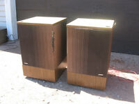 BOSE MODEL 501 HOME STEREO SPEAKERS [FIRM]