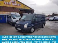 2012 12 FORD TRANSIT 2.2 260 TREND LR 125 BHP REFRIGERATED VAN ONLY 15000 MLS (