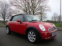 Mini Mini 1.6 ( Chili ) Cooper Convertble, One Lady Owner, Full Service History